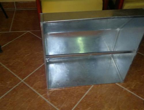 Proizvodnja plenumskih kutija
