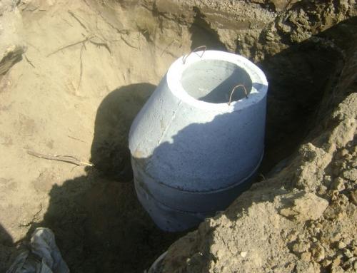 Opremanje bunara toplotnih pumpi