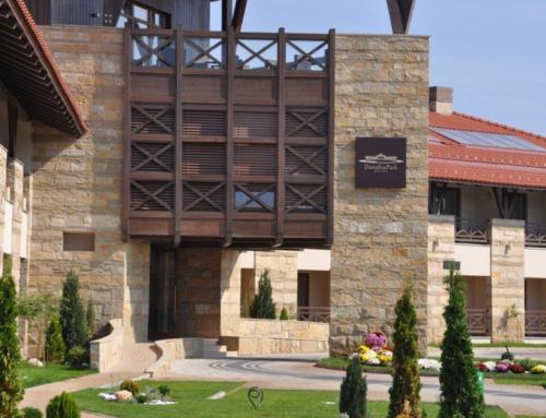 Garni hotel Danubia Park, Srebrno jezero